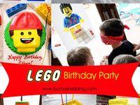 Ethan's Lego Bday