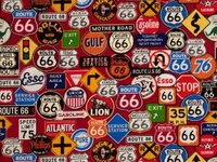 Rt 66 Quilt