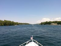 About Gananoque / We are located in Gananoque, 1000 Islands a perfect place to reside or vacation to!