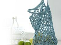 Crochet bag stuffs