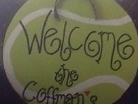 Tennis crafts/parties