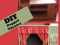 Drama Puppet Theater Stations