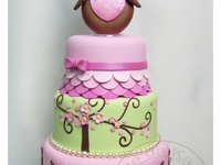 Owl Cakes & Sweets