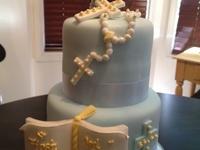 Religious Theme Cakes & Cookies
