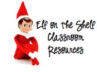 Seasonal Ideas - Elf on the Shelf