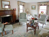 Sister-in-law's inn.