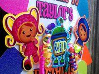 B-Day party idea's for Qwynton & Jojo