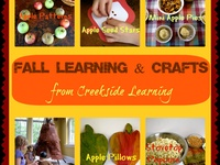 Fall Themed Homeschool Resources
