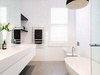 ... om Badkamer på Pinterest  Badrumsinteriör, Toaletter och Hyllor