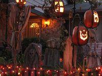 Halloween ideals.