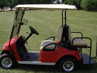 Whats The Correct Way To Wire My Voltage Reducer And Fuse Block Golf Carts Yamaha Golf Carts Golf Cart Batteries