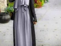 ازياء محجبات 2021 لبس بنات محجبات ميكساتك Hijab Fashion Fashion Chloe Faye