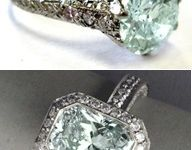 Bridal gown n jewellery...!!!
