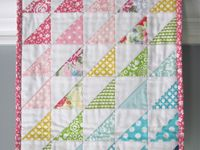 Sew Sweet-Doll Quilts / Miniature Quilts