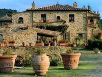 Mediterranean Villa Study