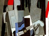 CUBISM-ART MOVEMENT