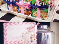 Popping Party Ideas