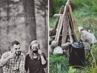 Themed Photography   Camping