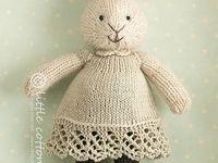 Tejiendo / Crochet y agujas
