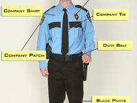 UK Security Officers Baseball Cap with Licensed Officer Badge Black Blue