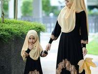 Hijab-stijlen