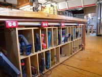 Wood shop/Garage Storage Ideas