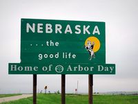 Hello, Nebraska! ~ Husker Nation!!