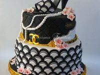 ... cakes shoes on Pinterest  Shoe cakes, Chanel shoes and Photo cakes