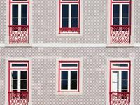 janelas e varandas