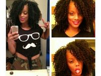 Crochet Hair Nashville : ... Styles on Pinterest Twists, Protective styles and Marley hair