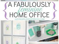 Craft/Office Room Ideas