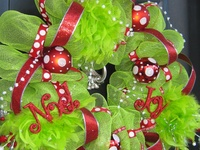Wreaths/Swags ~ Christmas