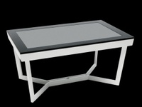 Touch table designs