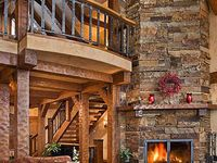 Rooms Houses On Pinterest Barn Houses Log Homes And Timber Homes