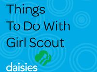 "Specifically for Daisy Scouts. I also have boards for crafts, songs, games, service, swaps, cookies and ""leading"" that fits more than one girl scout level. :)"
