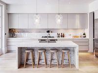 Kitchen inspiration / Planning our new kitchen