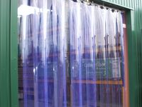 Clear Pvc Strip Doors Door Strip Curtain Clear Plastic Door