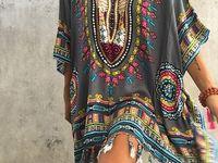 Hippy fashion