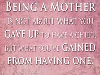 Mothers quotes of love...