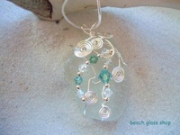 Beach Glass & Shell Crafts
