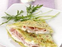 Crespelle e ricette con uova