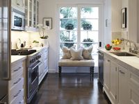 Images About Kitchen Remodel On Pinterest Galley Kitchen Design