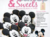 Awesome Disney Baking Magazine