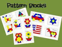 Math Ideas Pattern Blocks