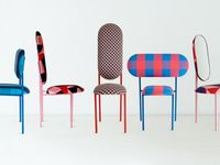 Chairs that inspire with their stories and beauty.