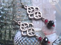 Handmade jewellery on Etsy MrsBeadyEyes / Handmade jewellery