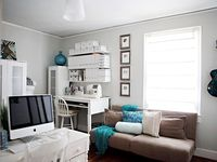 1000+ images about House Office/Guest Room on Pinterest | Guest rooms
