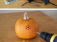 Creative (pumpkin) Carving