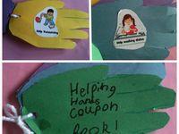 I Can Be A Good Samaritan Matchbook Craft