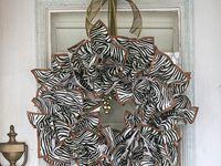 Pillows & Wreaths